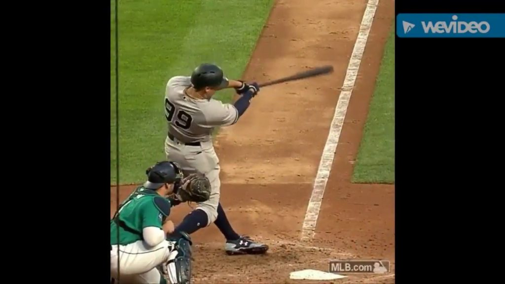 """Aaron Judge Hits MASSIVE HOME RUN BOMB! Safeco Field Is Not Safe For """"The Judge"""" Dredd!"""