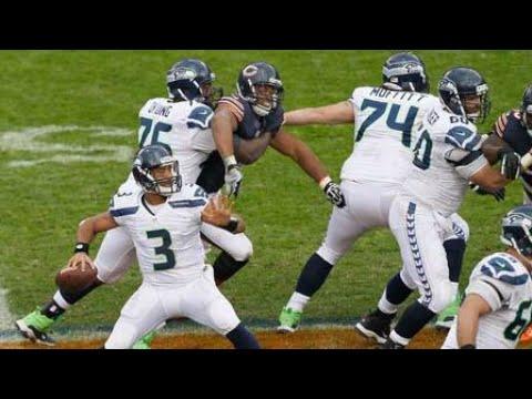 Seahawks vs. Bears highlights | GameDay: Seahawks vs. Bears highlights – Seattle Seahawks quarterba