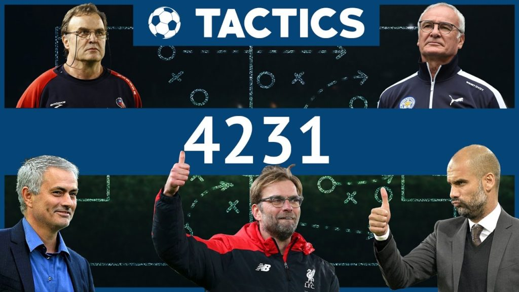 FM Tactics –  How to build a 4231 – Football Manager 2017
