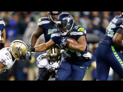 2013 – Week 13: New Orleans Saints vs. Seattle Seahawks highlights