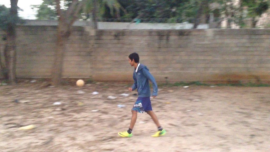 Football Warm Up Exercises