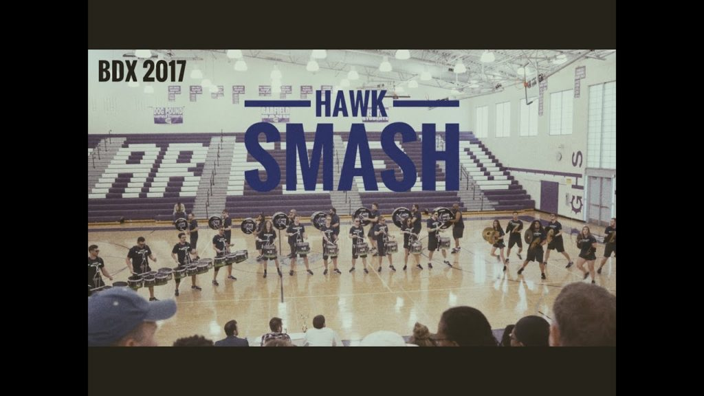 "Seahawks Blue Thunder Drumline | ""Hawk Smash""| 4K"
