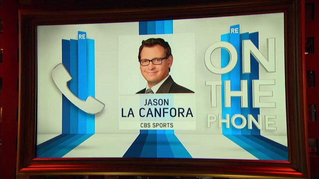 CBS Sports' Jason LaCanfora Says If Seahawks & Falcons Can Overcome Their Issues   Rich Eisen Show