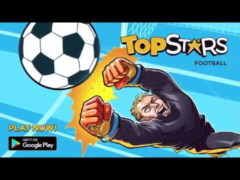 TOP STARS FOOTBALL   OFFICIAL RELEASE TRAILER   From The Bench Games – Google Play