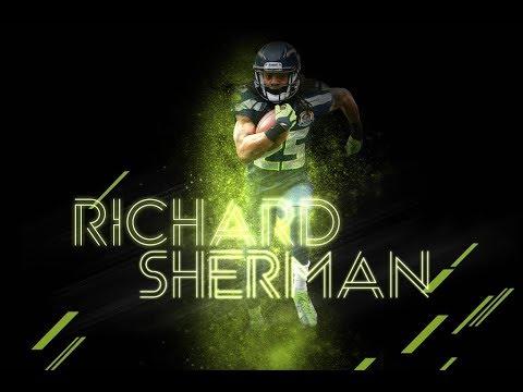 "Richard Sherman    "" Lose Renegades""    ""CrazyJoshCravy""   Seattle Seahawks    Highlights   "