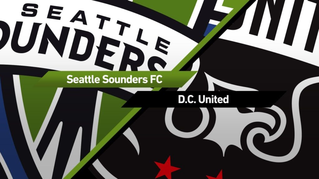 Highlights: Seattle Sounders FC vs. D.C. United | July 19, 2017