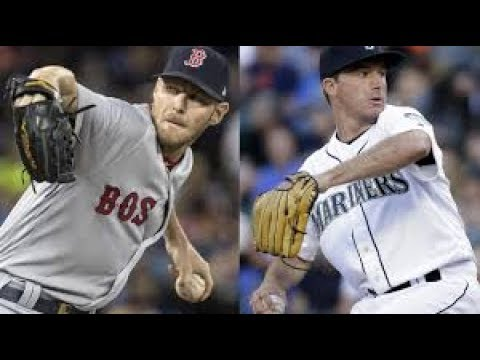 Boston Red Sox vs Seattle Mariners   Full Game Highlights