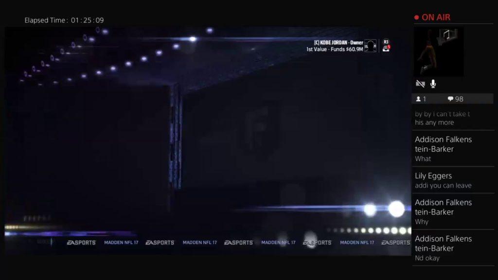 Madden 17 | Seattle Seahawks rebuild pt. 1