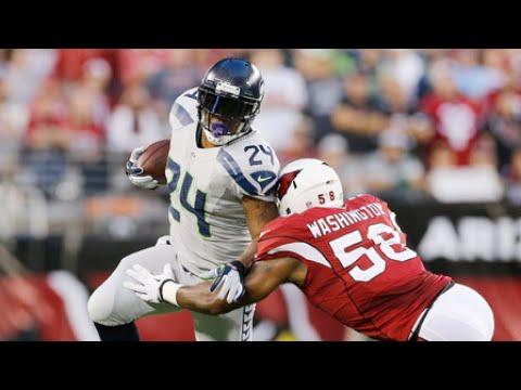 2013 – Week 7: Seattle Seahawks vs. Arizona Cardinals highlights