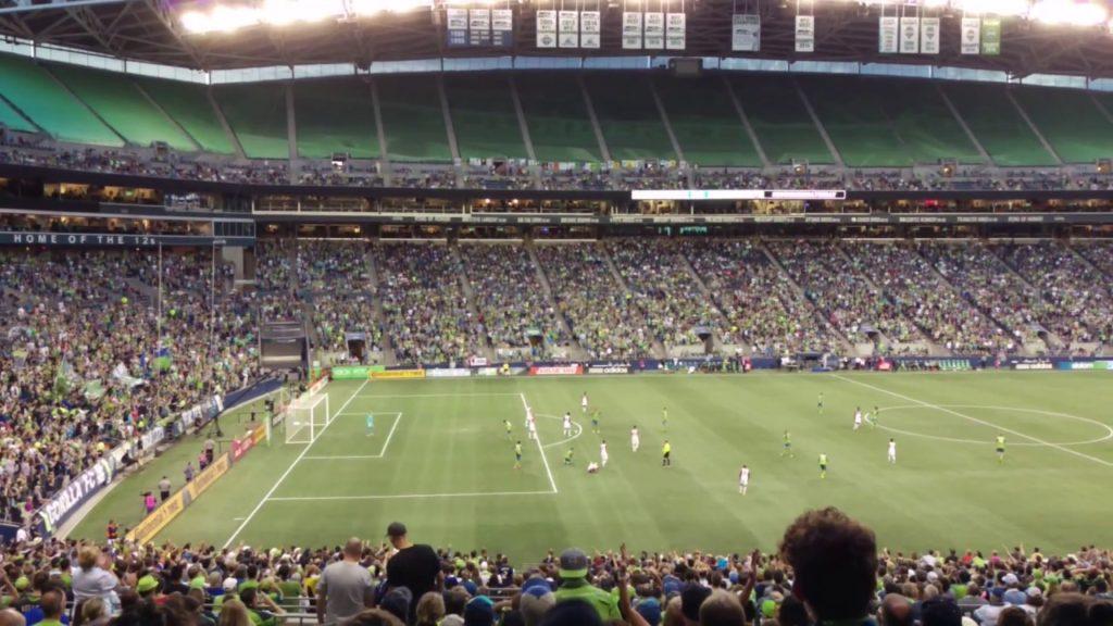 Seattle Sounders vs D.C. United