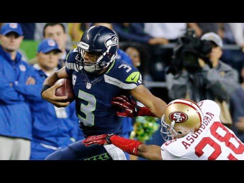 2013 – GameDay: San Francisco 49ers vs. Seattle Seahawks highlights