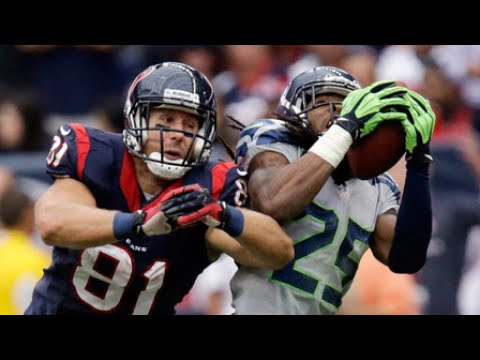 2013 – Week 4: Seattle Seahawks vs. Houston Texans highlights