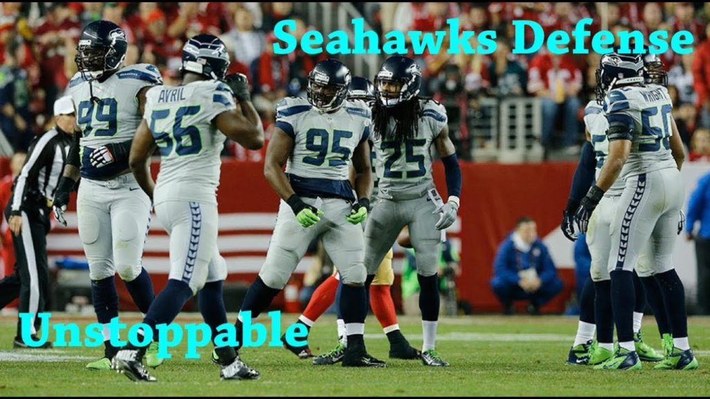Seattle Seahawks Defense – Unstoppable – 2016 Highlights