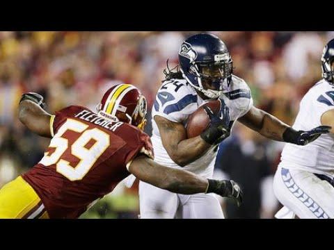 2013 – Seahawks vs. Redskins highlights
