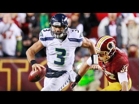 2013 – GameDay: Seattle Seahawks vs. Washington Redskins highlights