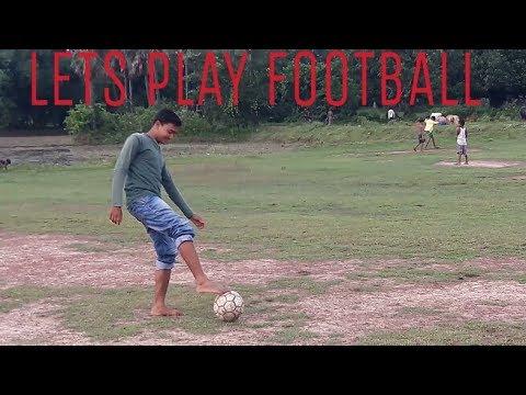 Lets play football   hilora footbal ground