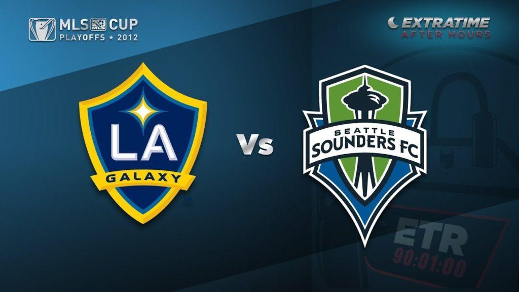 Live: LA Galaxy vs Seattle Sounders HD