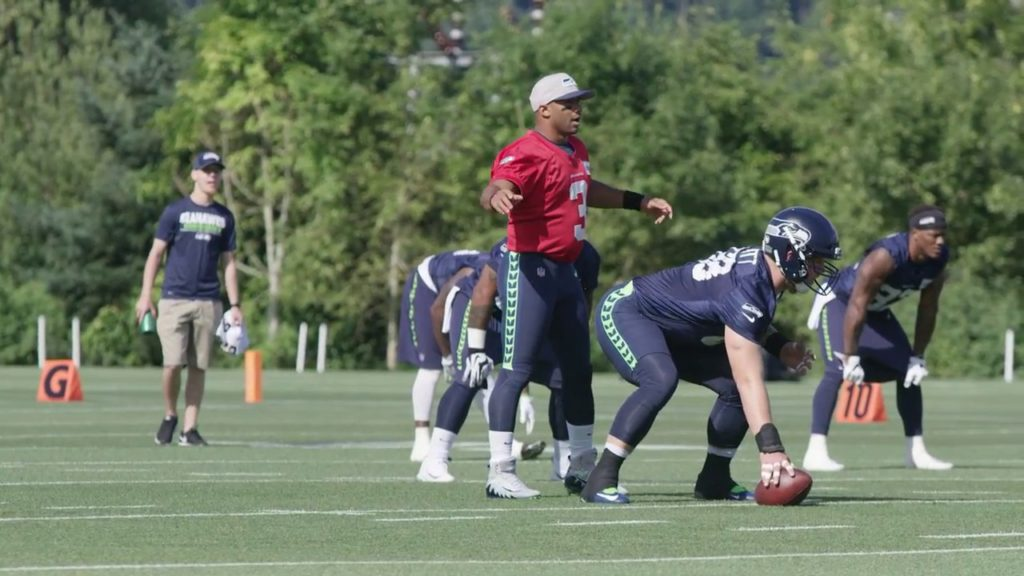 Seahawks Open 2017 Training Camp
