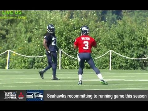 Seahawks Recommitting To Running Game This Season   NFL Network