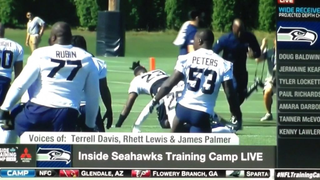 ( Seahawks ) Inside Training Camp: On Field Practice Today