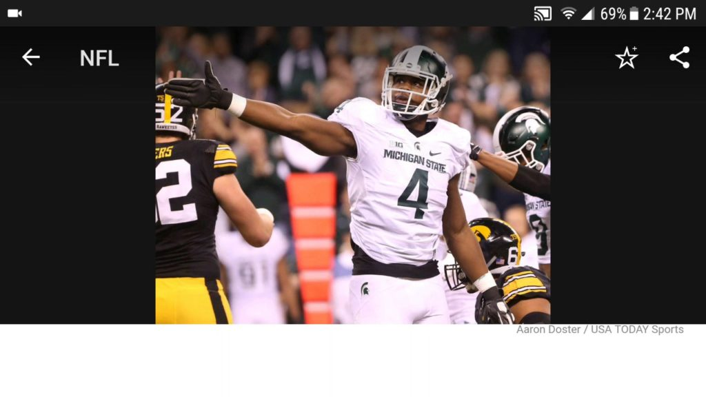 Seahawks 2nd-Round Pick Malik McDowell to Miss Season After Motor Vehicle Accident!!!