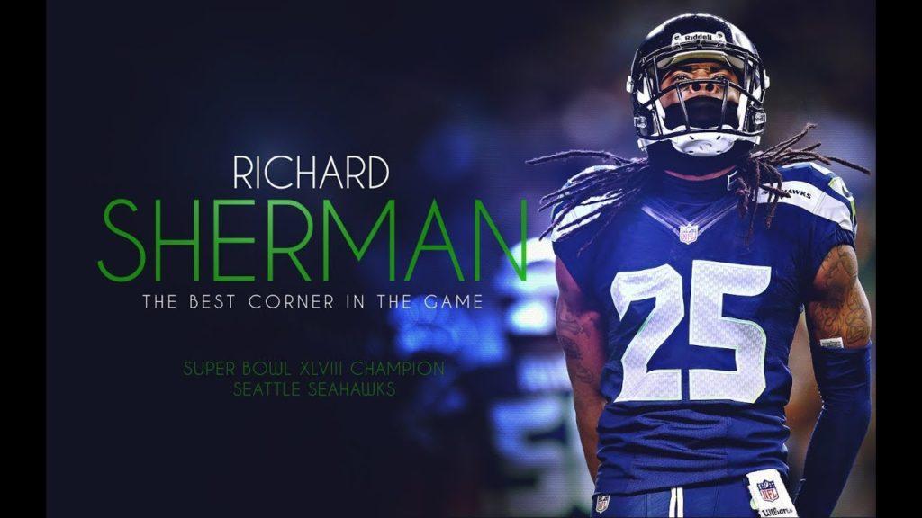 "Richard Sherman || ""Untouchable"" || #25 (CB) Seattle Seahawks"