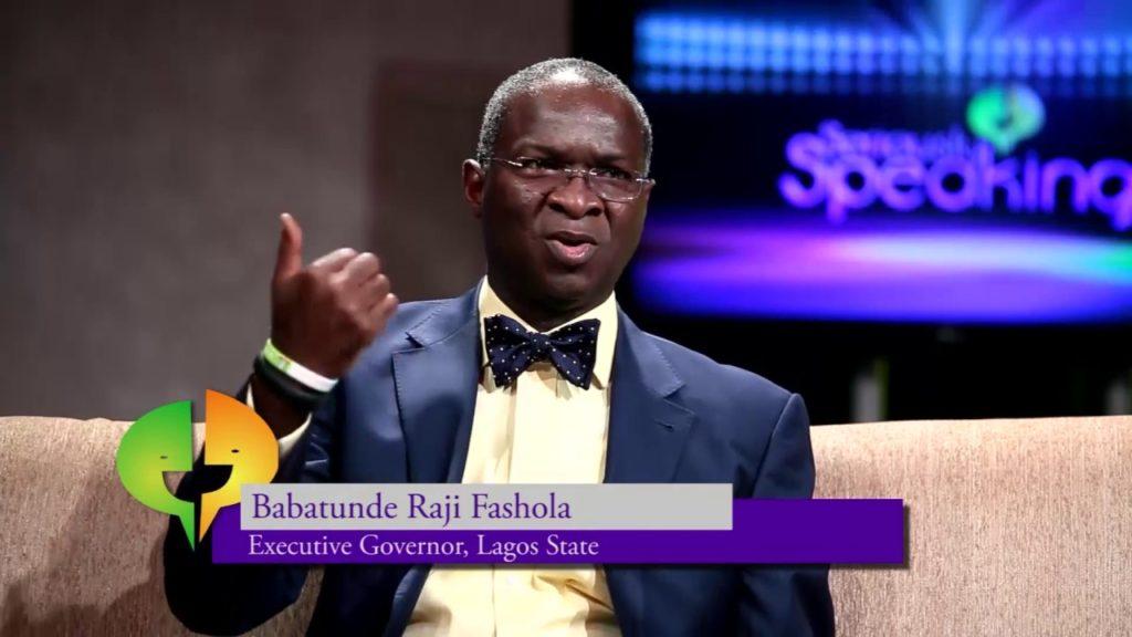 """""""I never liked school, I preferred playing football""""- Babatunde Fashola"""