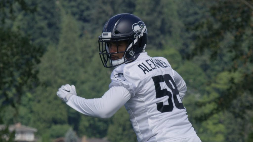 D.J. Alexander & Mike Morgan Add Competition to Seahawks Linebackers Group