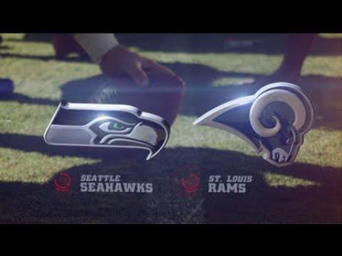 2012 – Seahawks vs. Rams highlights