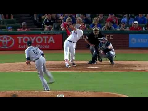 Joey Gallo clubs two home runs against the Mariners