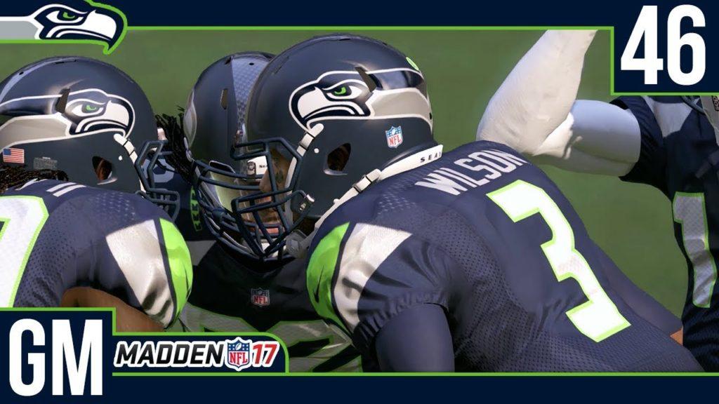 Madden NFL 17 Owner Mode (Seattle Seahawks) [Deutsch/60FPS] #46 Week 16 vs. 49ers
