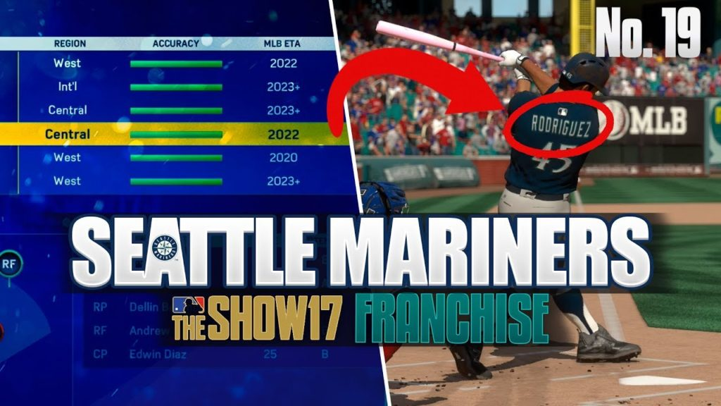 HOW TO BE IN THE FRANCHISE! MLB The Show 17 Seattle Mariners Franchise Ep 19