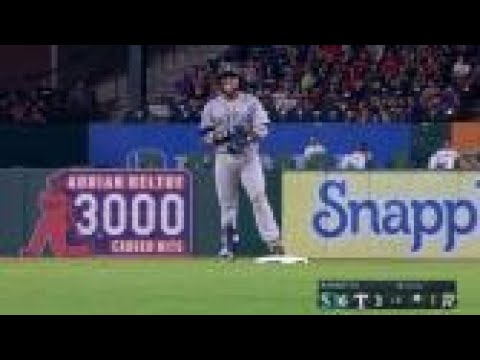 Highlight Mariners – Cano drives in a pair with a double to left