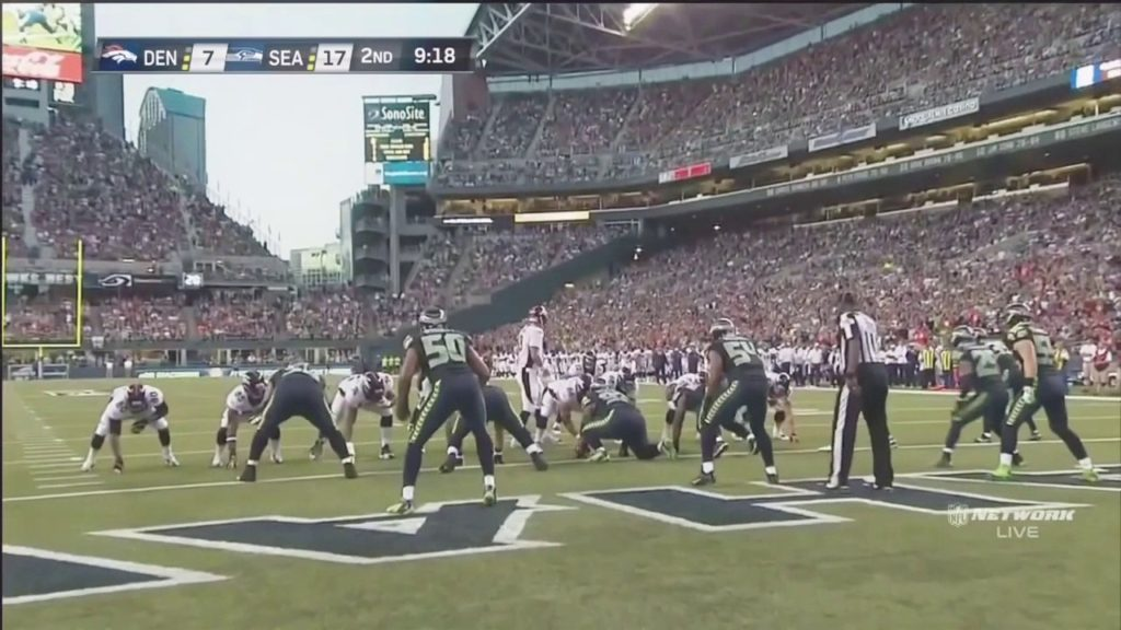 Scoop and score Seahawks Touchdown