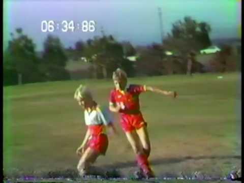 1984-12-29 Seahawks vs. Visalia Raiders (5-12)