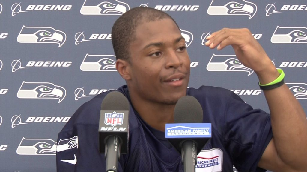 Seahawks Wide Receiver Tyler Lockett Training Camp Press Conference