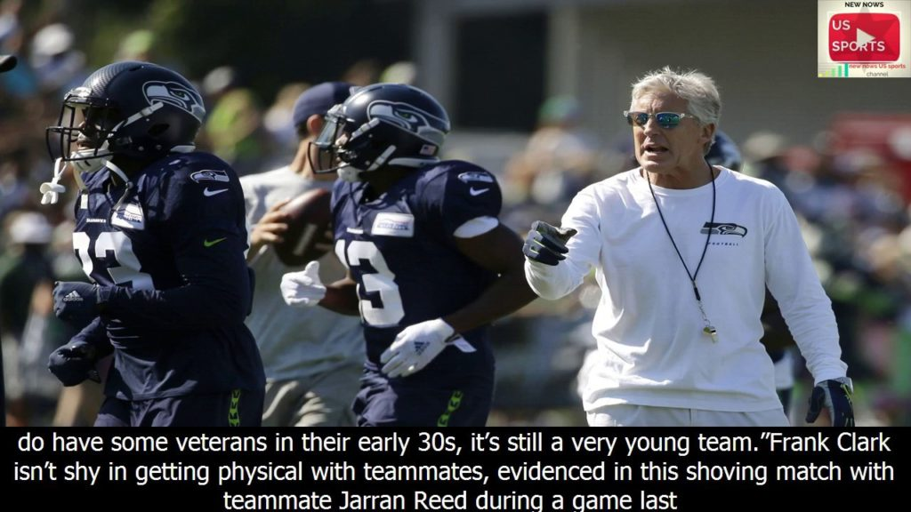 Seahawks fight got out of hand, but team's unapologetic attitude remains + News Now US Sport +
