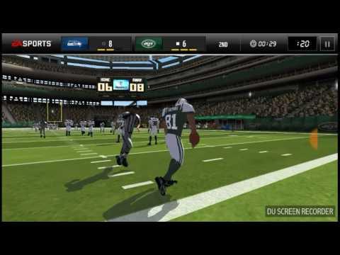 Madden Mobile Seahawks Vs Jets