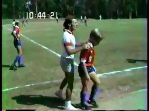 1984-09-29 Laguna Niguel Seahawks vs. Tustin Trojans (1-1)