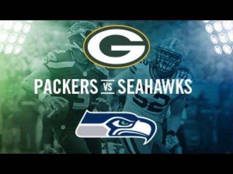 NFL Live Green Bay Packers vs Seattle Seahawks 2017