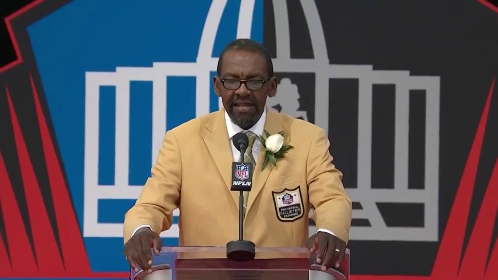 RT @NFL: Kenny Easley has nothing but thanks for @seahawks fans. #PFHOF17