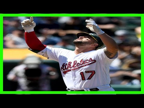 Yonder alonso traded to mariners from athletics for boog powell + News Now US Sport +