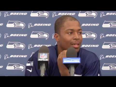 ( Seahawks ) Inside Training Camp: Tyler Lockett Training Camp Press Conference