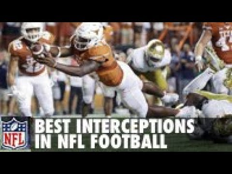 Best Interceptionas in Football
