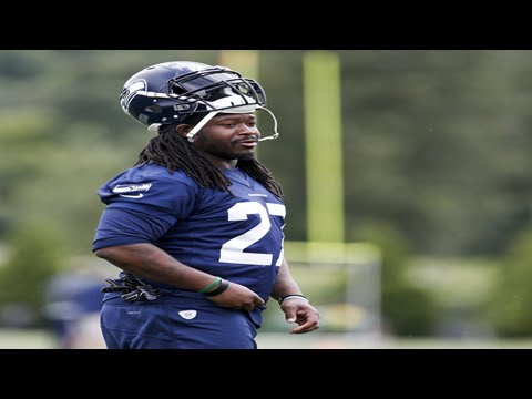 Eddie lacy makes weight requirement to earn $55k incentive from seahawks