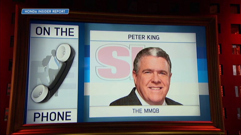 MMQB's Peter King: Aaron Rodgers in Best Shape Ever; Seahawks are Out of Control   Rich Eisen Show