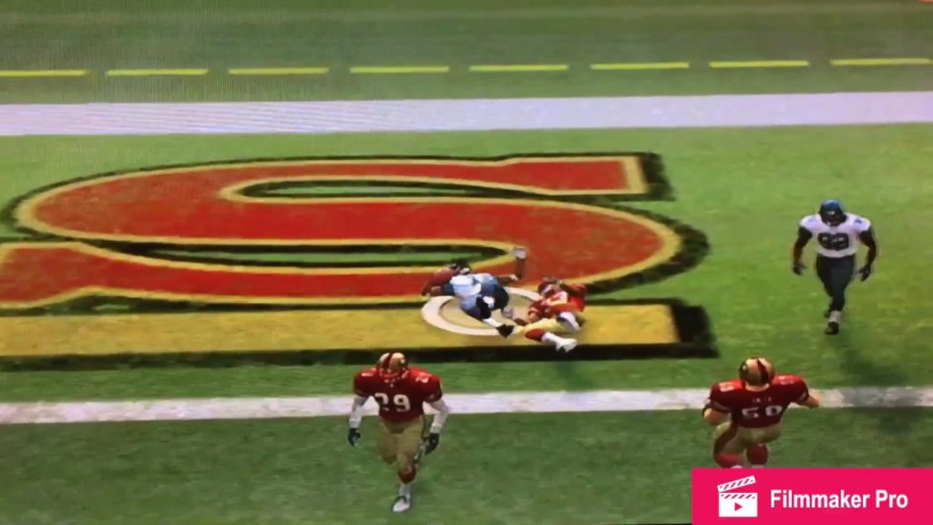 Hasselbeck throws miraculous 55 yard td to send Seahawks & 49ers to OT