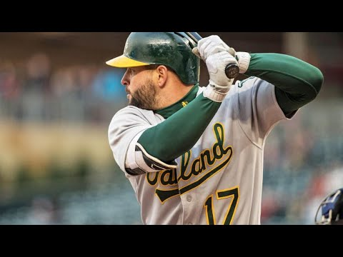 With playoff spot within reach, Mariners add All-Star Yonder Alonso in trade with A's