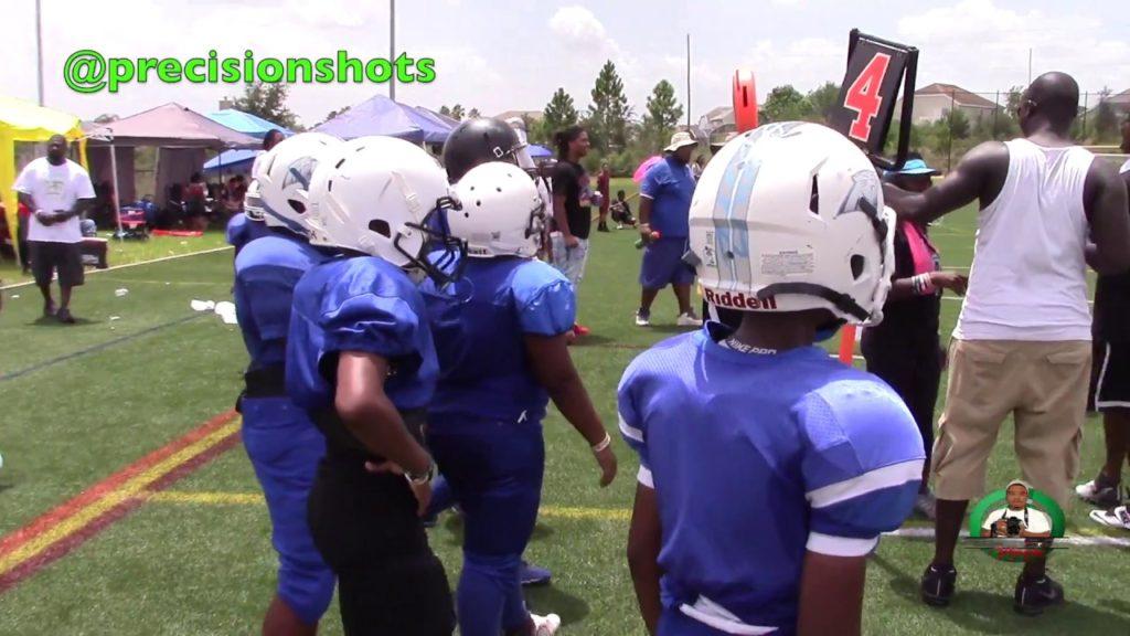 #1 Welcome All Panthers 10U (GA) vs. Maryland Seahawks  National Preseason Kickoff Orlando 2017