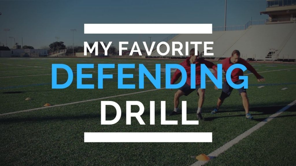 1v1 DEFENDING Drills   How To DEFEND IN SOCCER